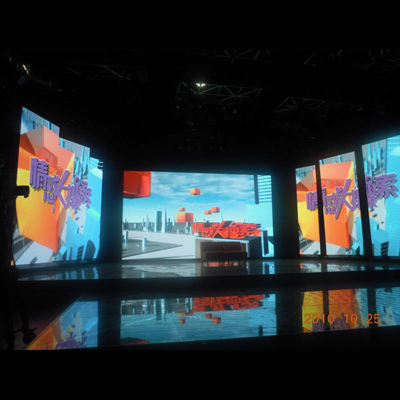 P2.976 High Precision Indoor Rental LED Display Screen