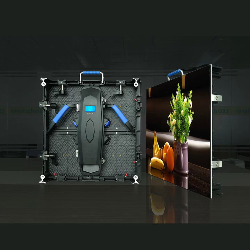 P3.91 Full Color Indoor LED Screen Display High Definition Rental Stage LED Display