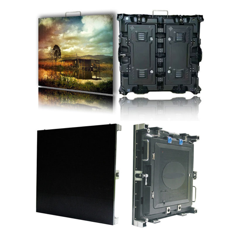 Atop priced-low led video panel with high-quality for indoor rental led display