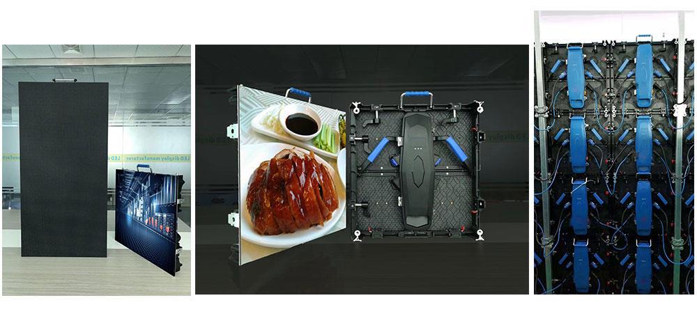 Atop custom rental led panel easy maintenance for company advertising-4