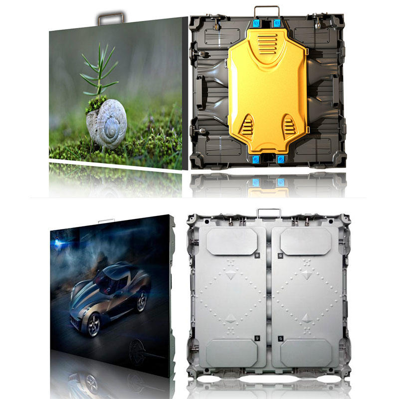 anti-interference led screen hire alloy easy maintenance for both outdoor and indoor-1