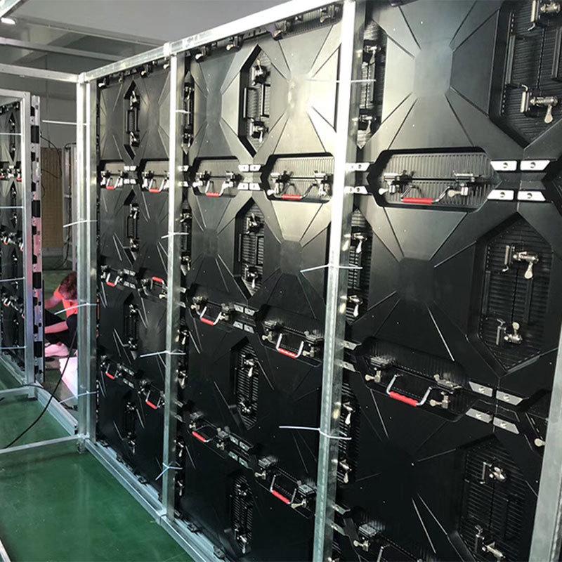 Lightweight P1.923 indoor led video wall
