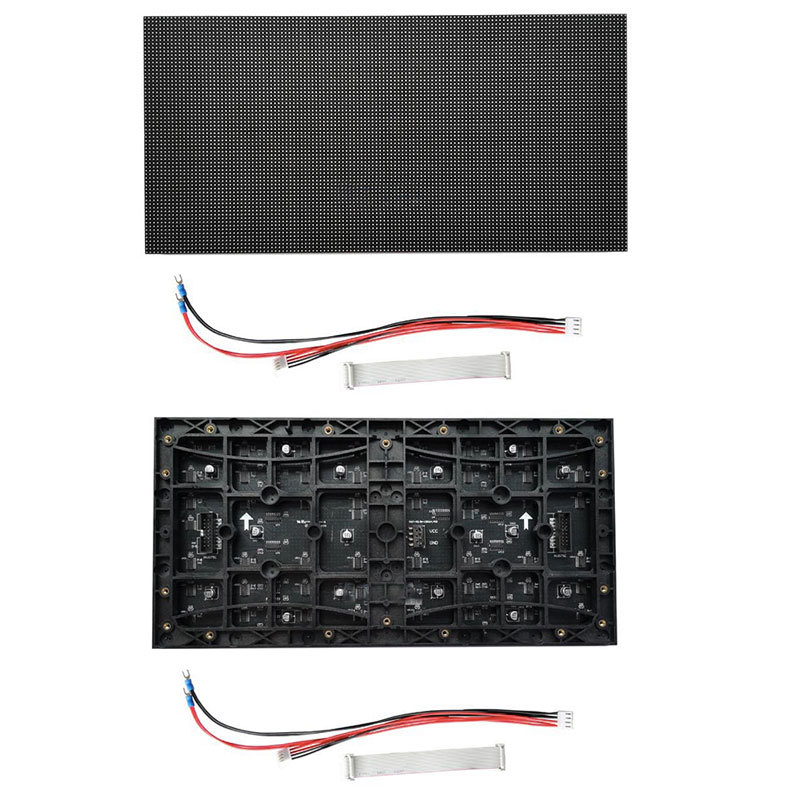 Atop high quality 100w led module to meet different need for indoor rental led display