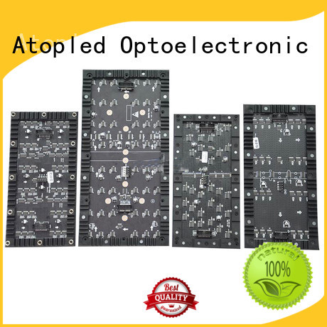 Atop online flexible led panel easy to assemble for exhibition