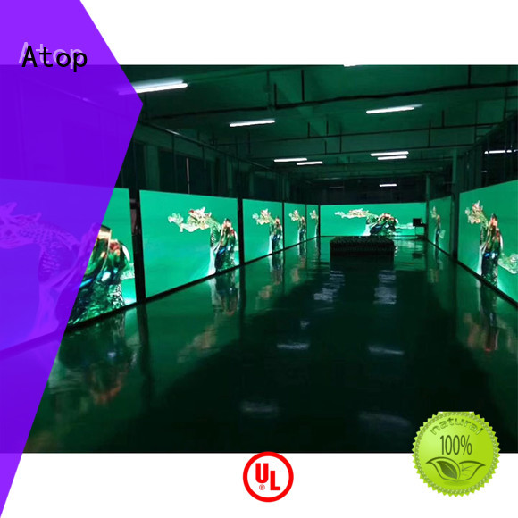 Atop precision led rental screen with high-quality for LED screen