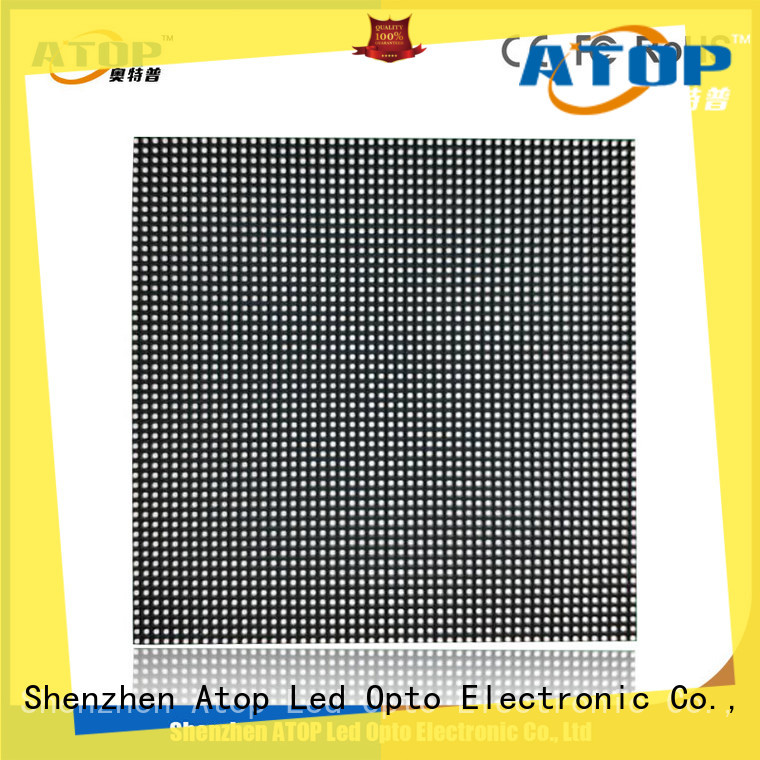 advertising rental led screen with reliable quality in market