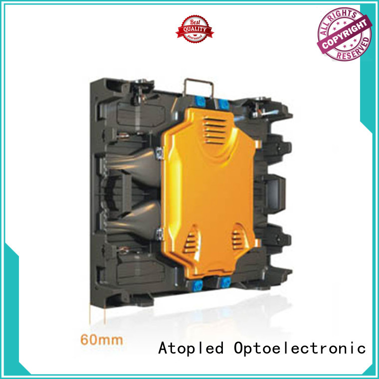 anti-interference led screen hire alloy easy maintenance for both outdoor and indoor