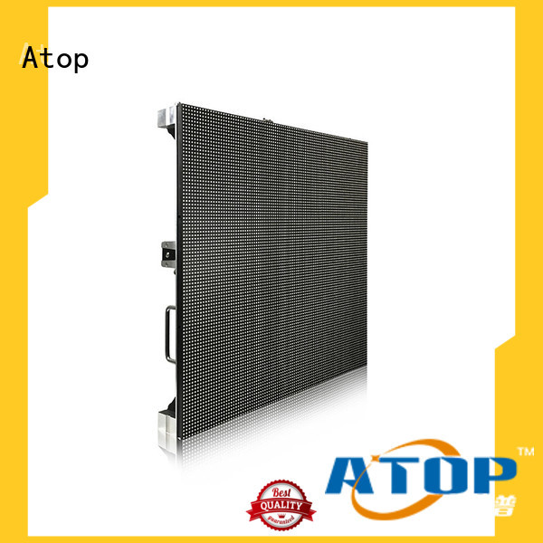 Atop cost-effective Indoor Rental led Display brightness for indoor rental led display