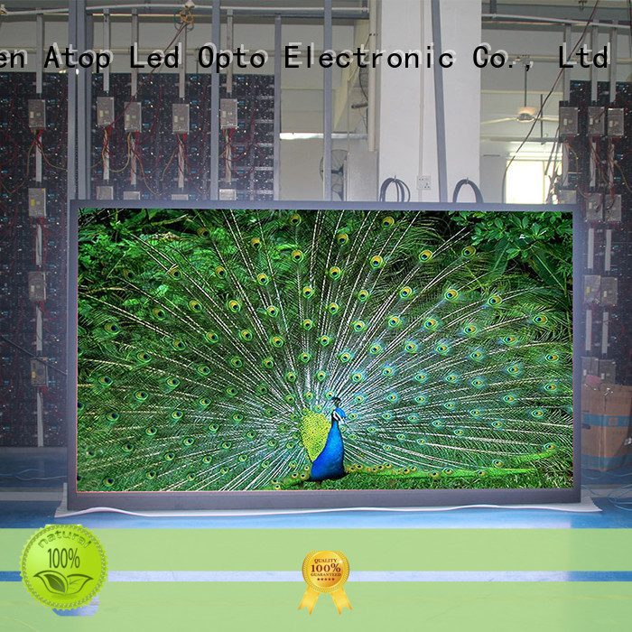 excellent videowall display easy assembling