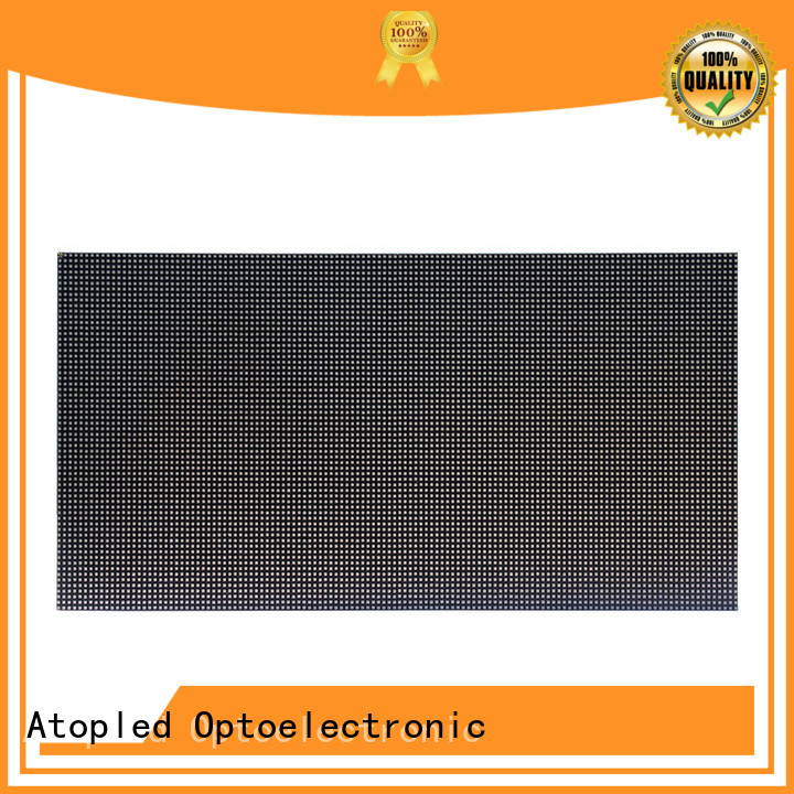 Atop customized led modules wholesale with relaible quality for advertising