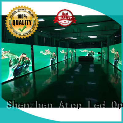 Atop high-quality screen display with high-quality for LED screen