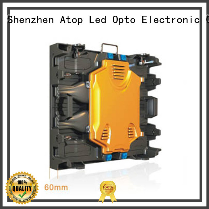 panel electronic billboard with high precision in market
