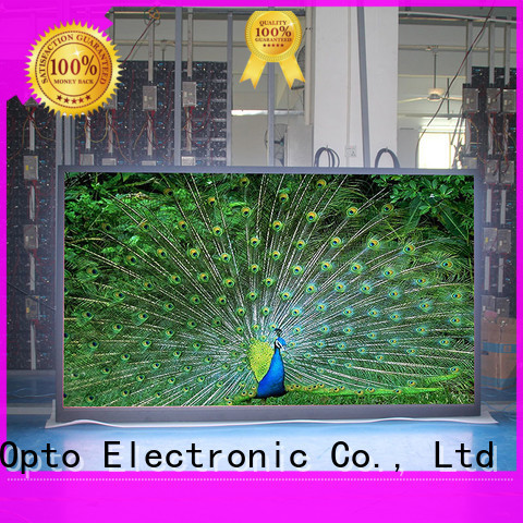 Atop excellent led wall easy assembling for indoor rental led display