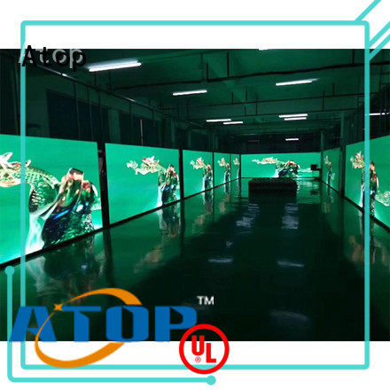 Atop cost-effective indoor led display in strict accordance with relevant national standards for LED screen