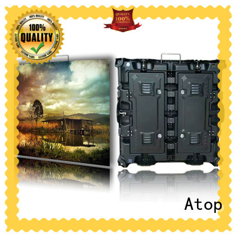 cost-effective led rental display easy assembling for LED screen