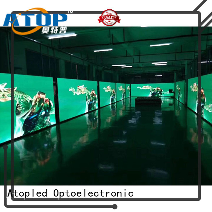 Atop high-quality led video wall hire with high-quality for LED screen