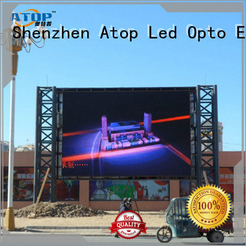 high quality led screen wall led with high precision for both outdoor and indoor