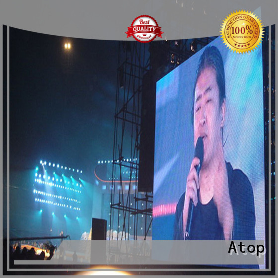 high quality advertising led billboard full easy maintenance in market