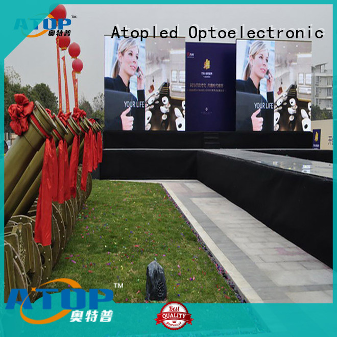 Atop custom led video wall rental in strict accordance with relevant national standards for your led display applications