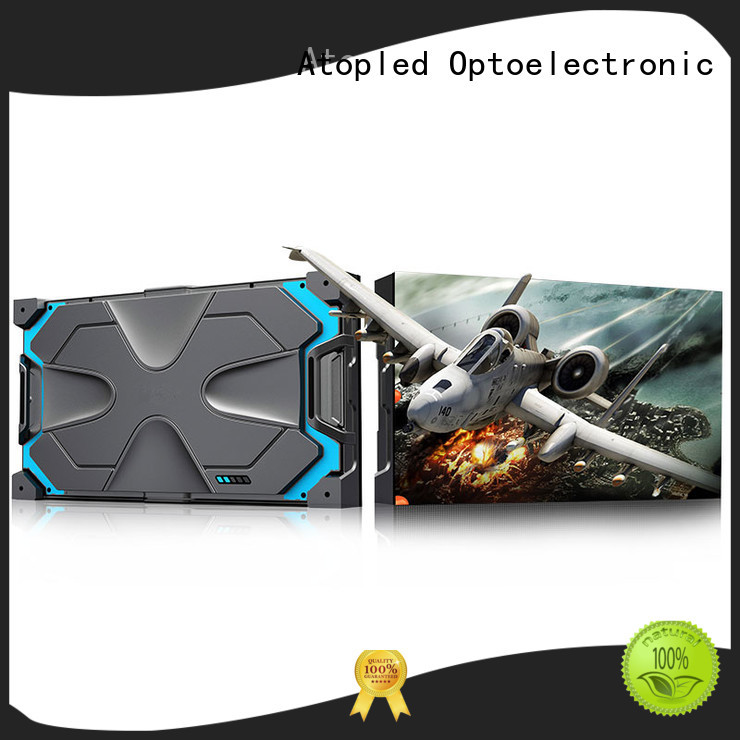 Atop excellent led panel screen with high-quality for indoor rental led display