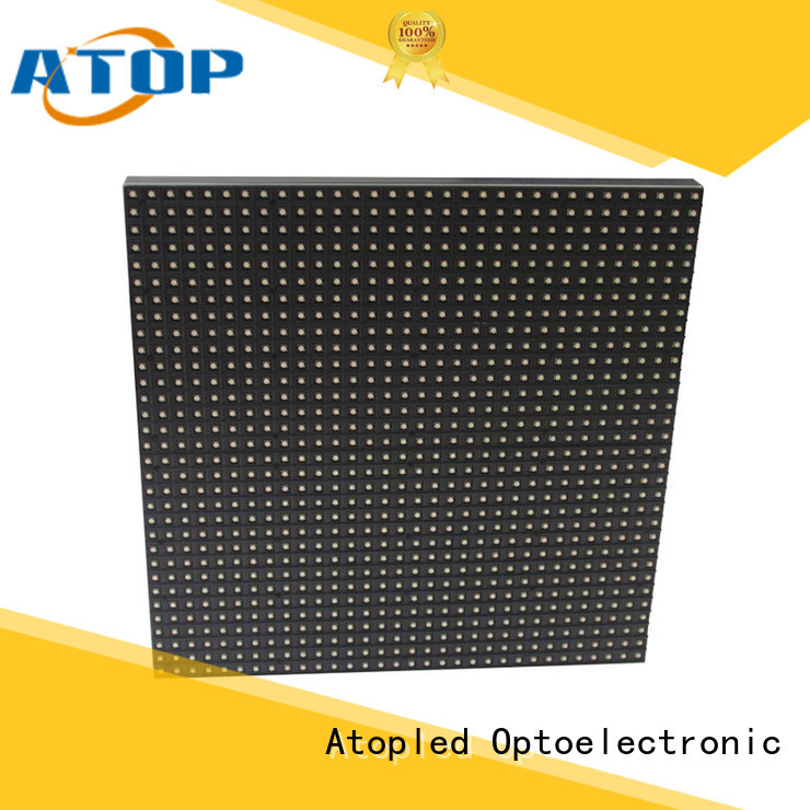 Atop wall indoor led panel in strict accordance with relevant national standards for your led display applications