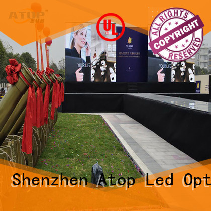 Atop excellent video wall hire with high-quality for LED screen