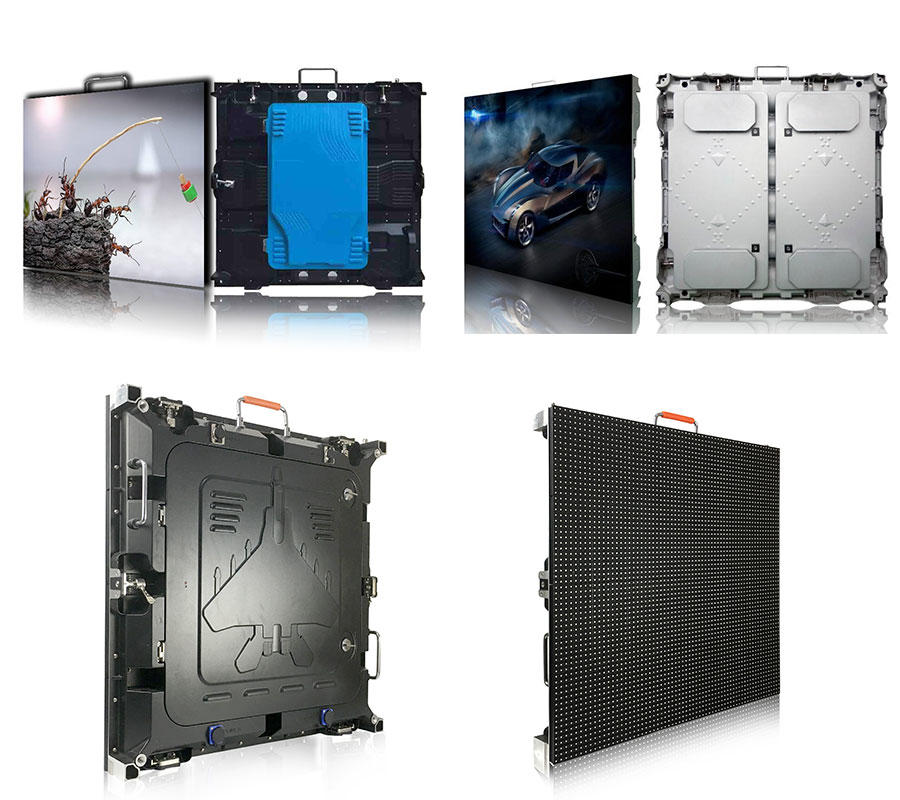 high-strength outdoor led display screen universality with high precision for both outdoor and indoor-1