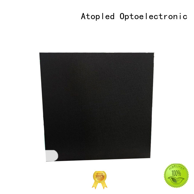 Atop priced-low indoor led panel easy assembling for indoor rental led display
