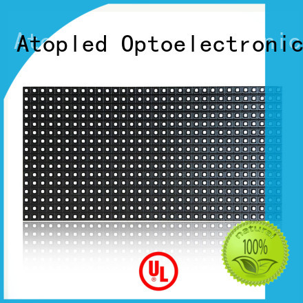 Atop high quality rental led panel with reliable quality in market