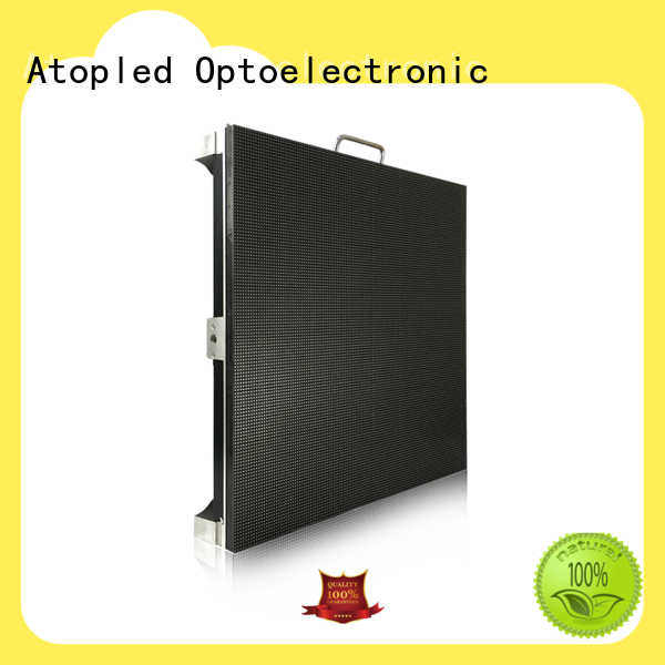 P2.6 HD Indoor Slim High Definition Full Color Rental LED Display Screen for Advertising