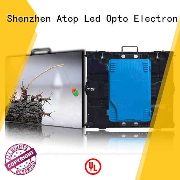 advertising led display screen with high-quality for LED screen