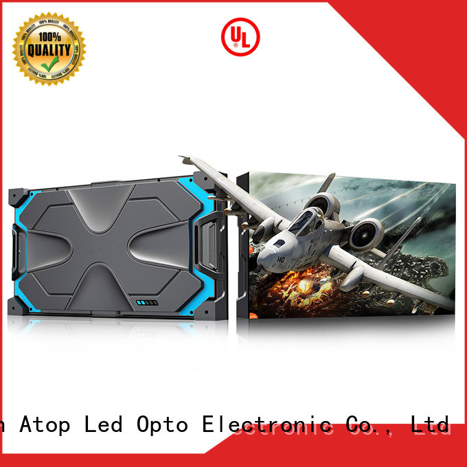 high-quality stage led display definition with high-quality for LED screen
