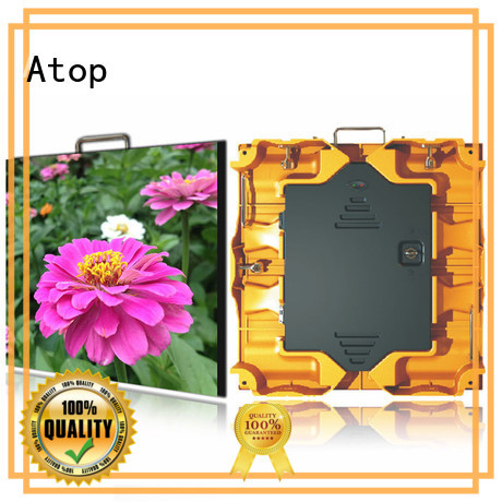 Atop screen led video panel with high-quality for your led display applications