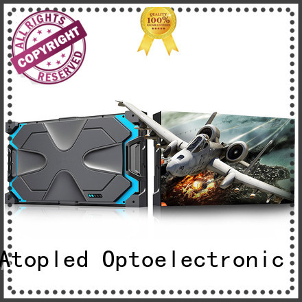 Atop sale led rental display in strict accordance with relevant national standards for your led display applications
