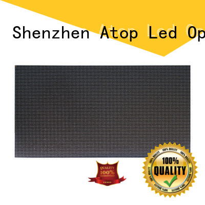 full outdoor led module in market Atop