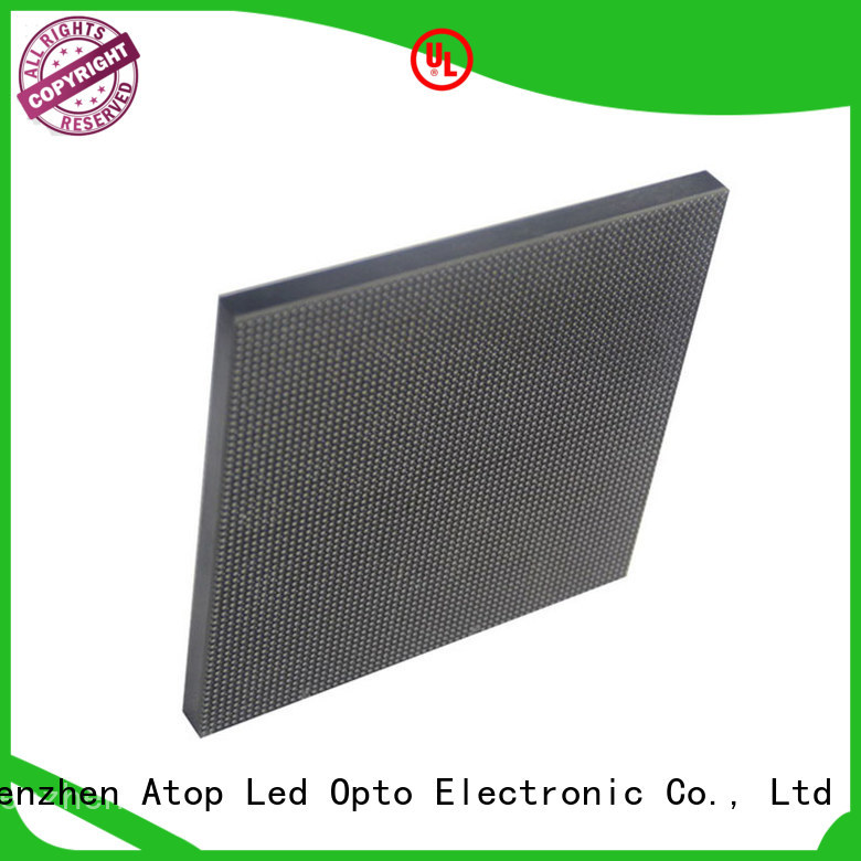 customized led advertising screen color with best color uniformity for advertising
