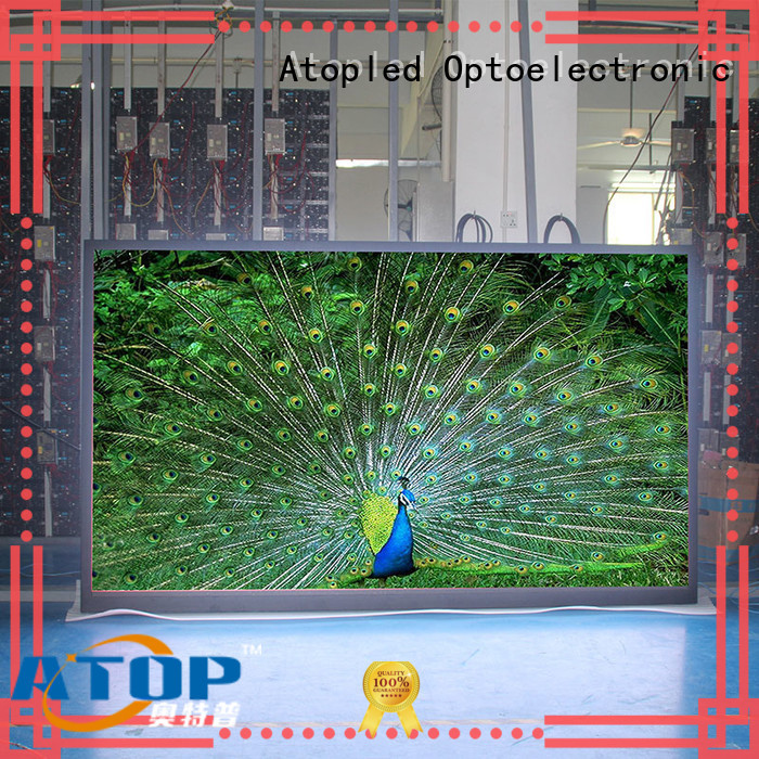 cost-effective indoor led display lightweight easy assembling for LED screen