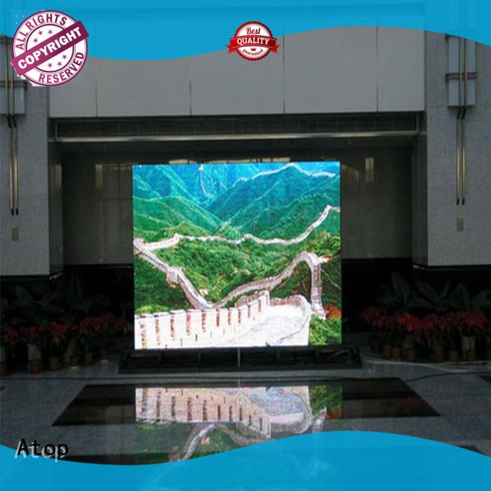 favorable indoor led billboard led with best color uniformity in market
