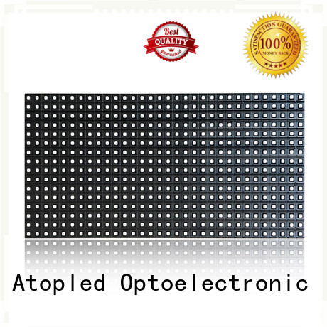 Atop full rental led panel easy maintenance for both outdoor and indoor