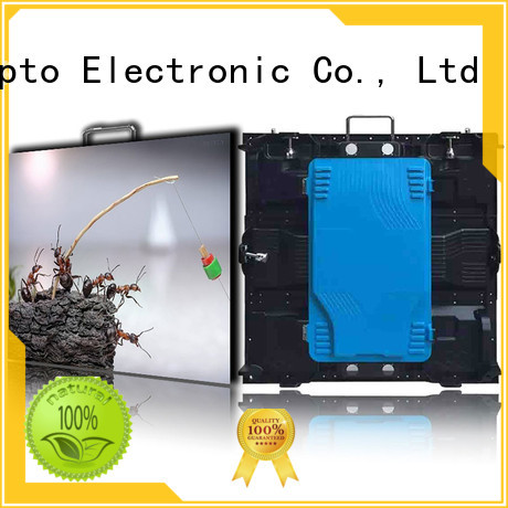 Atop super led display price easy maintenance for company advertising