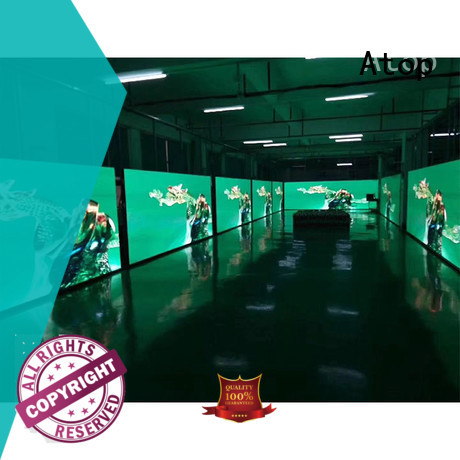 Atop excellent wall screen with high-quality for your led display applications