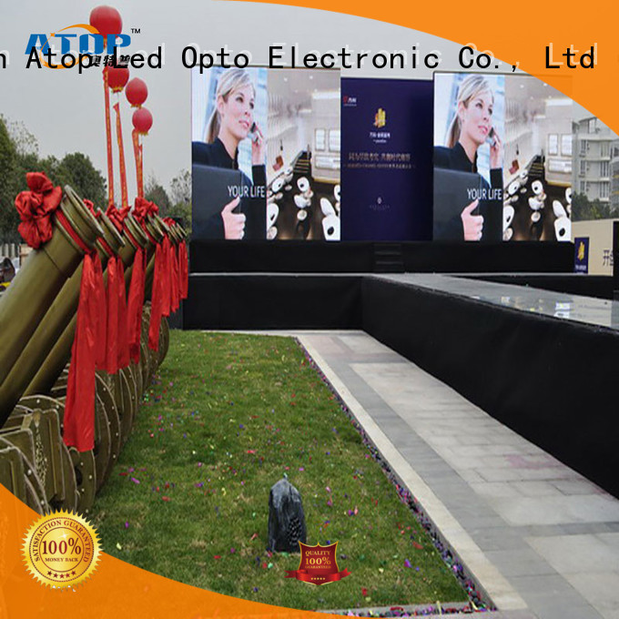 Atop priced-low led rental display with high-quality for your led display applications