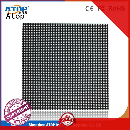 cost-effective hd led screen with high-quality for LED screen Atop
