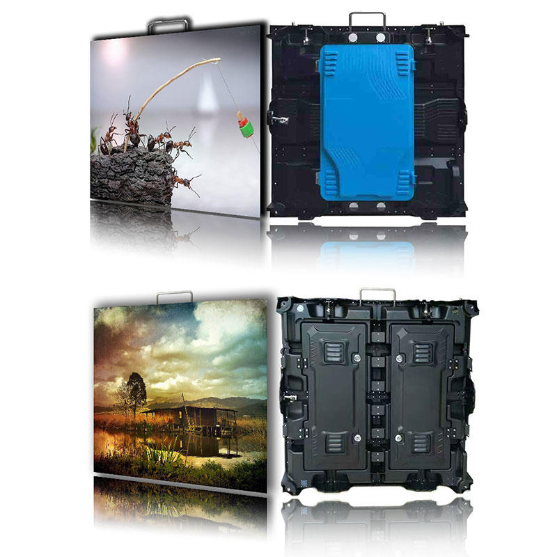 P6  Full Color High Brightness Panels Indoor Rental Advertising Display-1