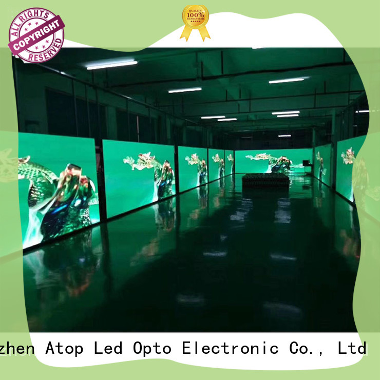 custom videowall wall easy assembling for your led display applications