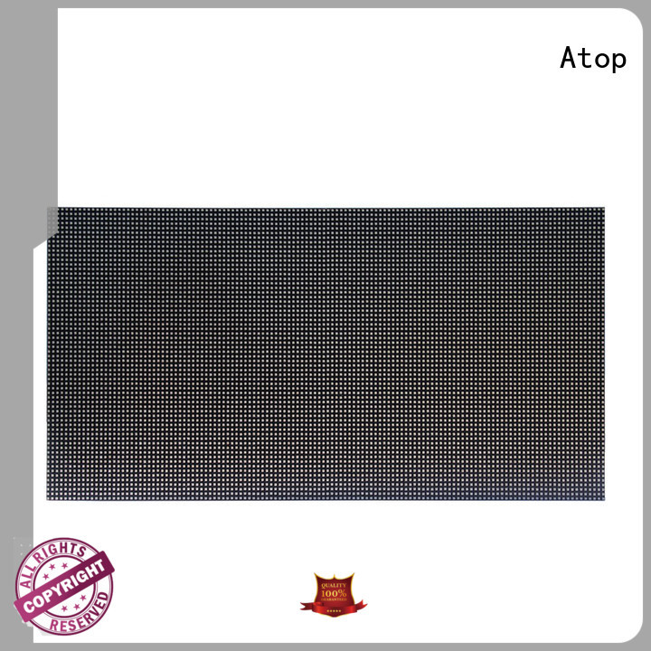 online led module price panel with relaible quality for indoor rental led display