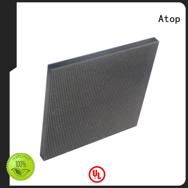 Atop good consistency led wall for sale with best color uniformity for indoor led display