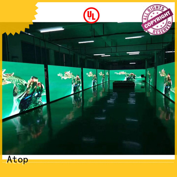 Atop led indoor led panel in strict accordance with relevant national standards for your led display applications