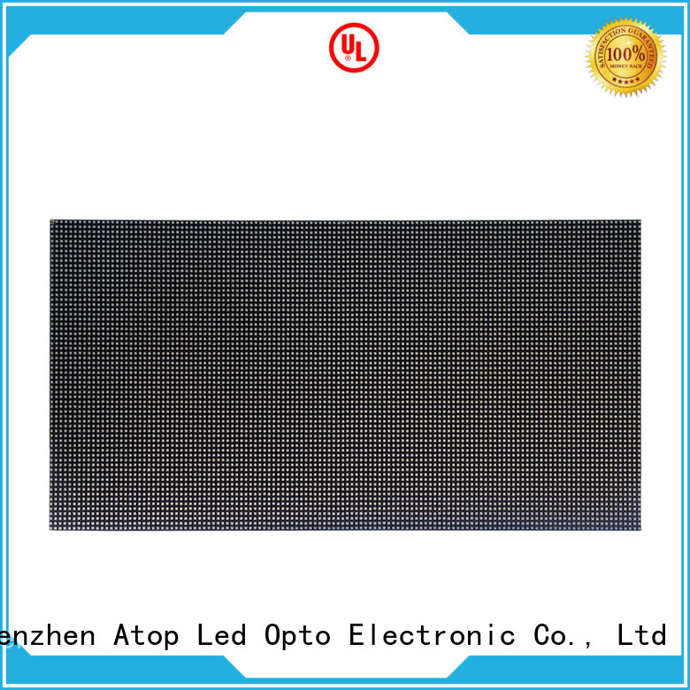 Atop high quality high power led module for advertising