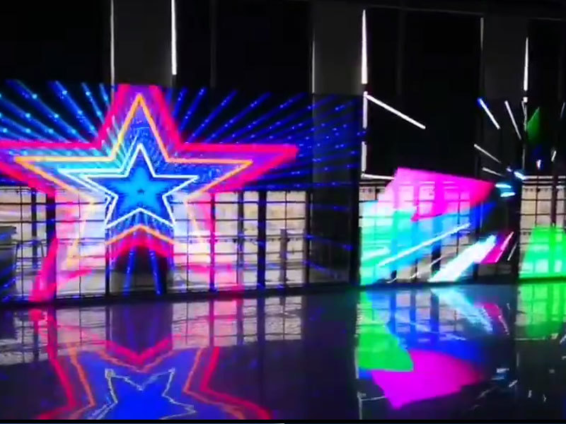 Indoor full color led screen